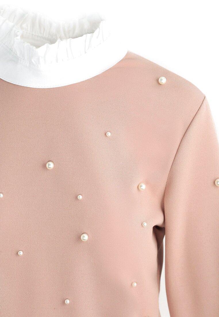 Różowa Bluzka Spanish Pearl