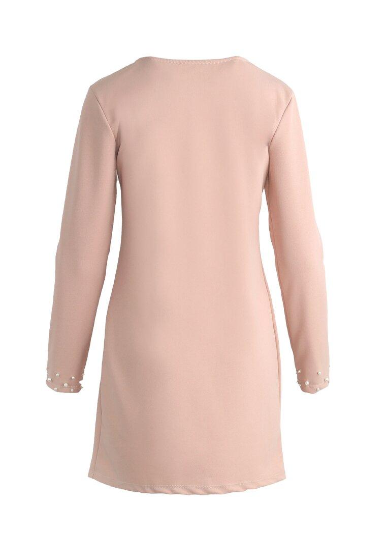 Różowa Sukienka Can Help It