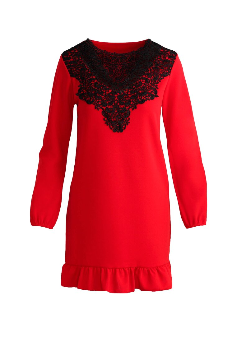 Czerwona Sukienka Here I Am