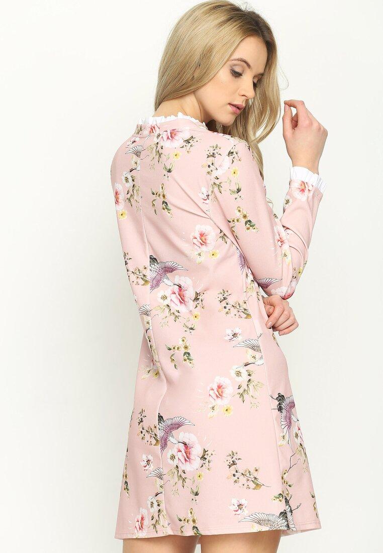 Różowa Sukienka Sensitivity