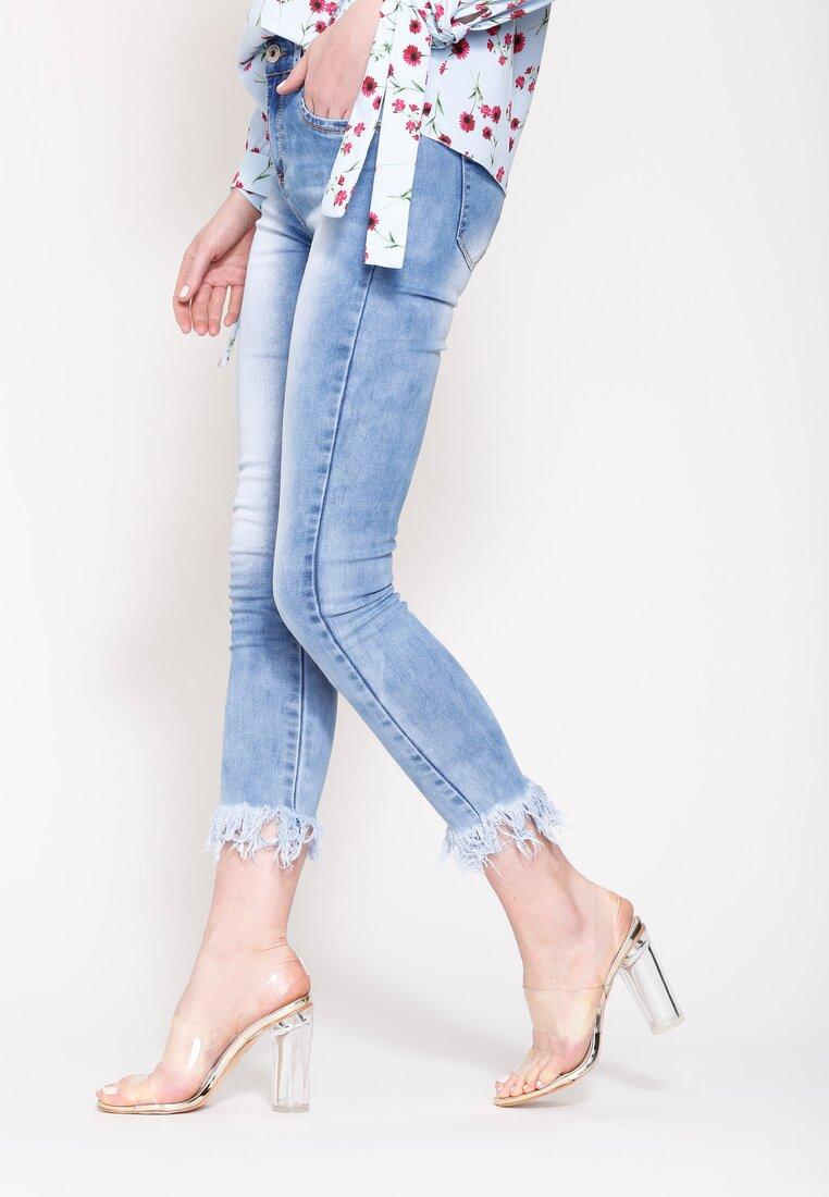 Niebieskie Jeansy Now Or Never