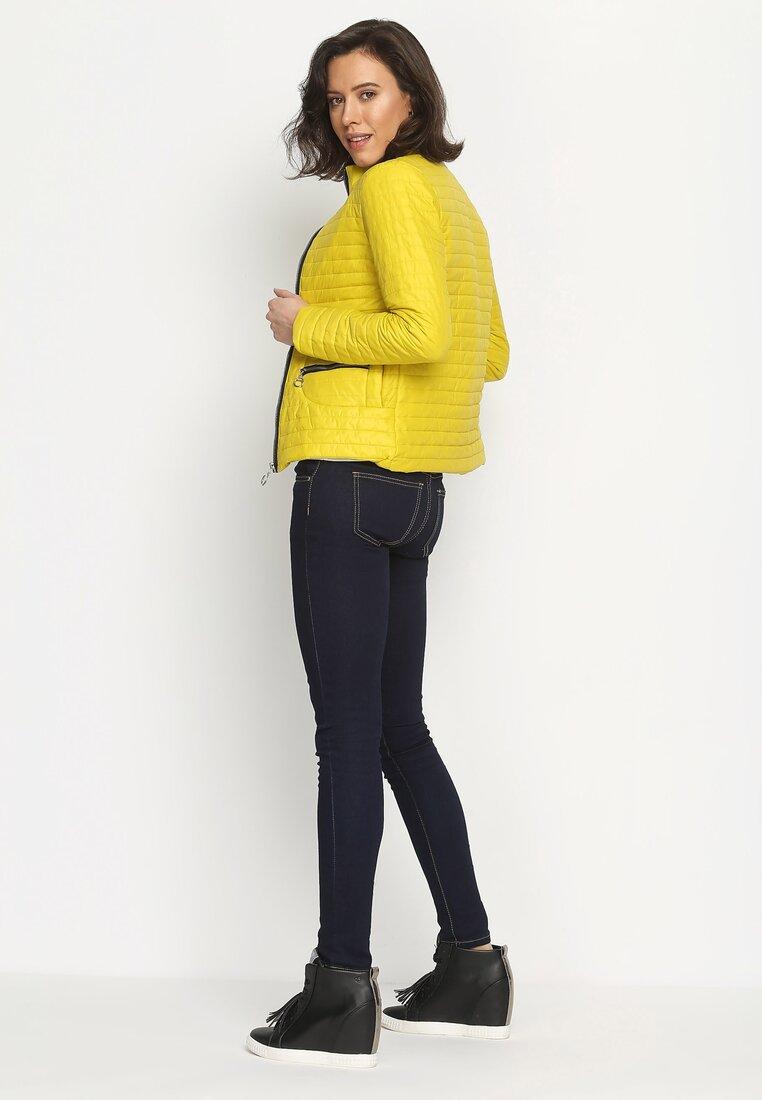 Żółta Kurtka Amazing Grace