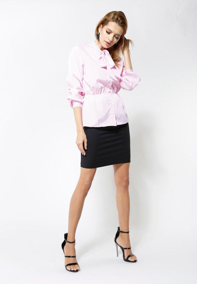 Różowa Koszula Pretty Ribbon