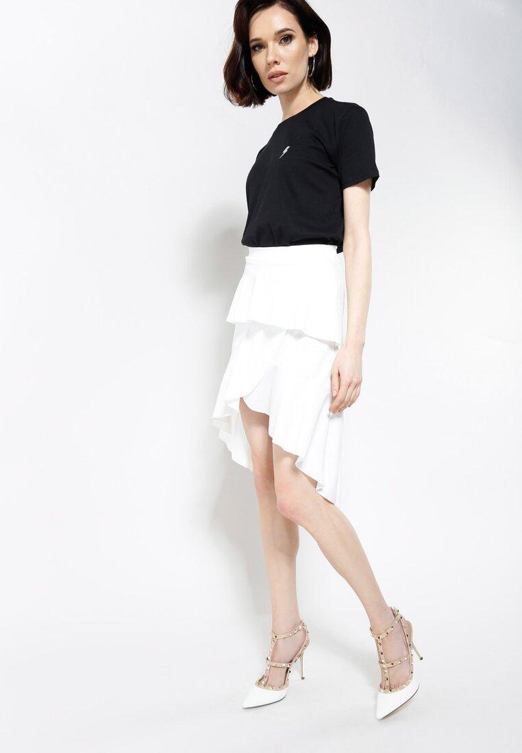 Biała Spódnica Mammy Blue