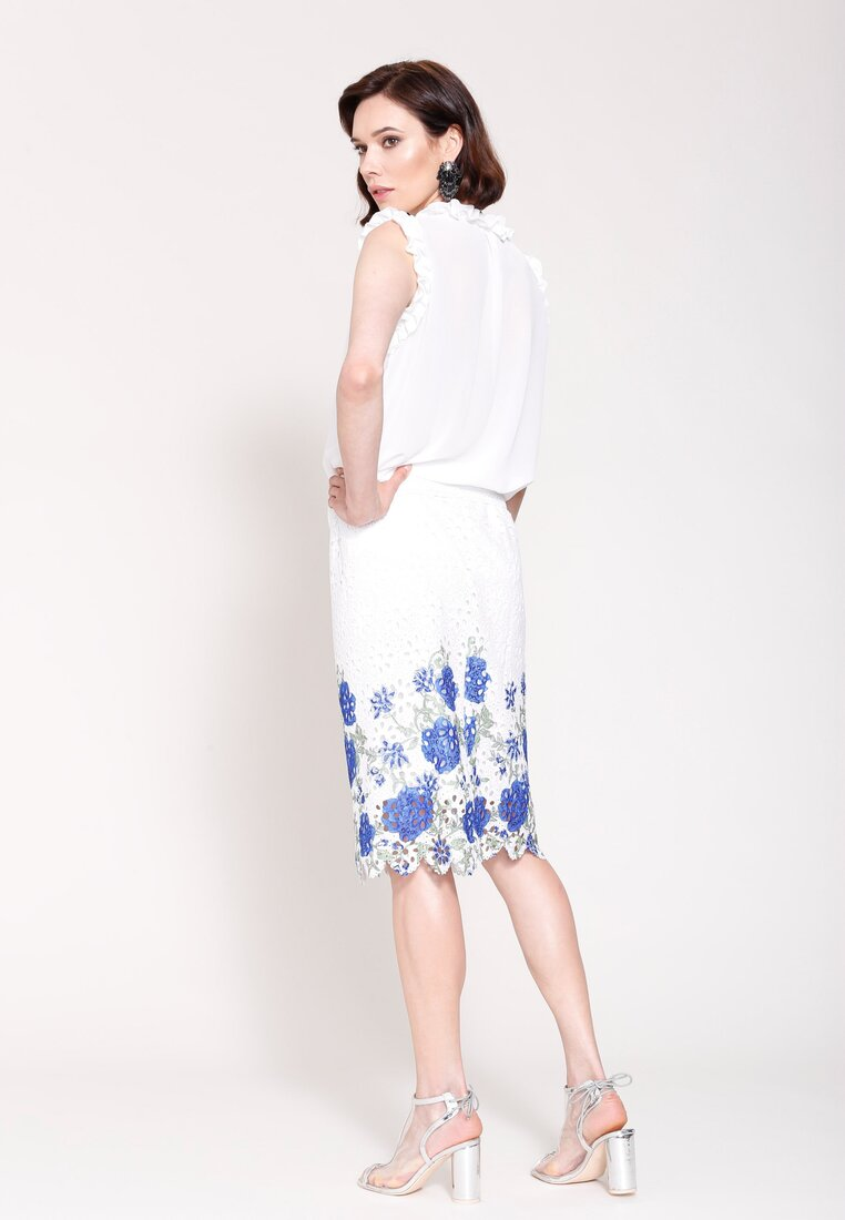 Niebieska Spódnica Taht's Life
