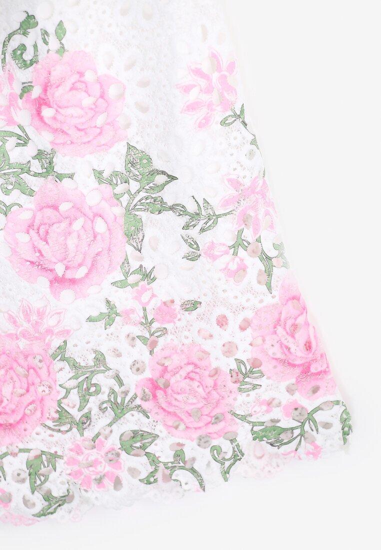 Różowa Spódnica Cyme