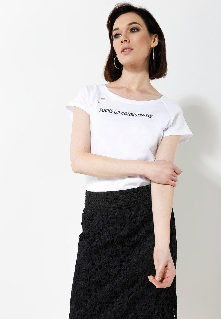Czarna Spódnica Latin Way