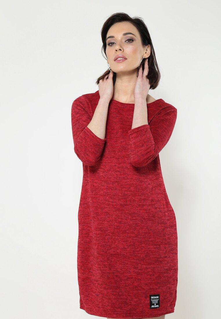 Czerwona Sukienka Real Love
