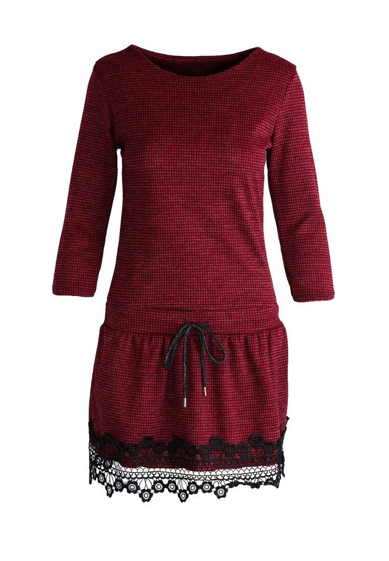 Czerwona Sukienka Folklore