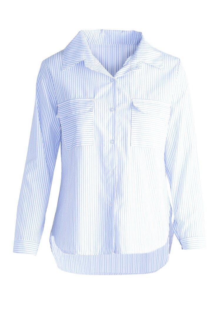 Niebieska Koszula Classic Stripes