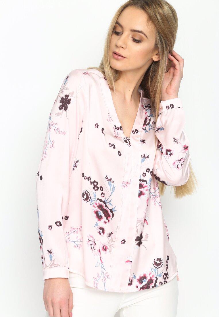 Różowa Koszula Cherry Blossom