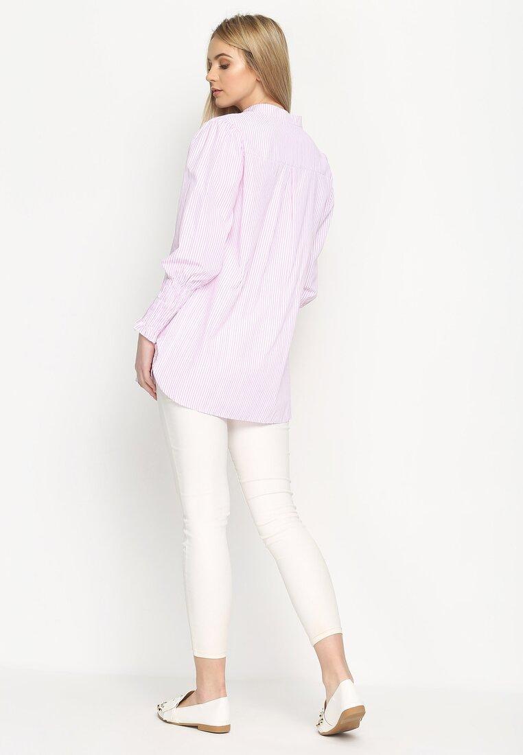 Różowa Koszula Say You Love It