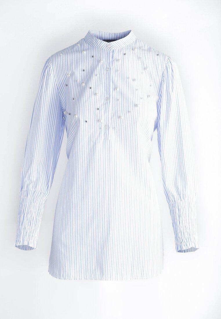 Niebieska Koszula Say You Love It