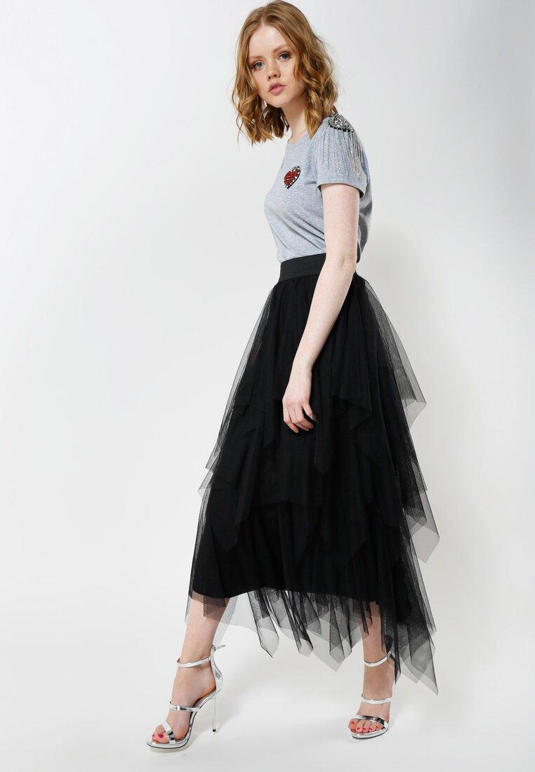 Czarna Spódnica Black Swan