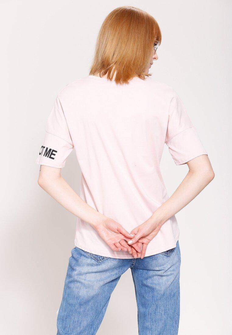 Różowa Bluzka Refused