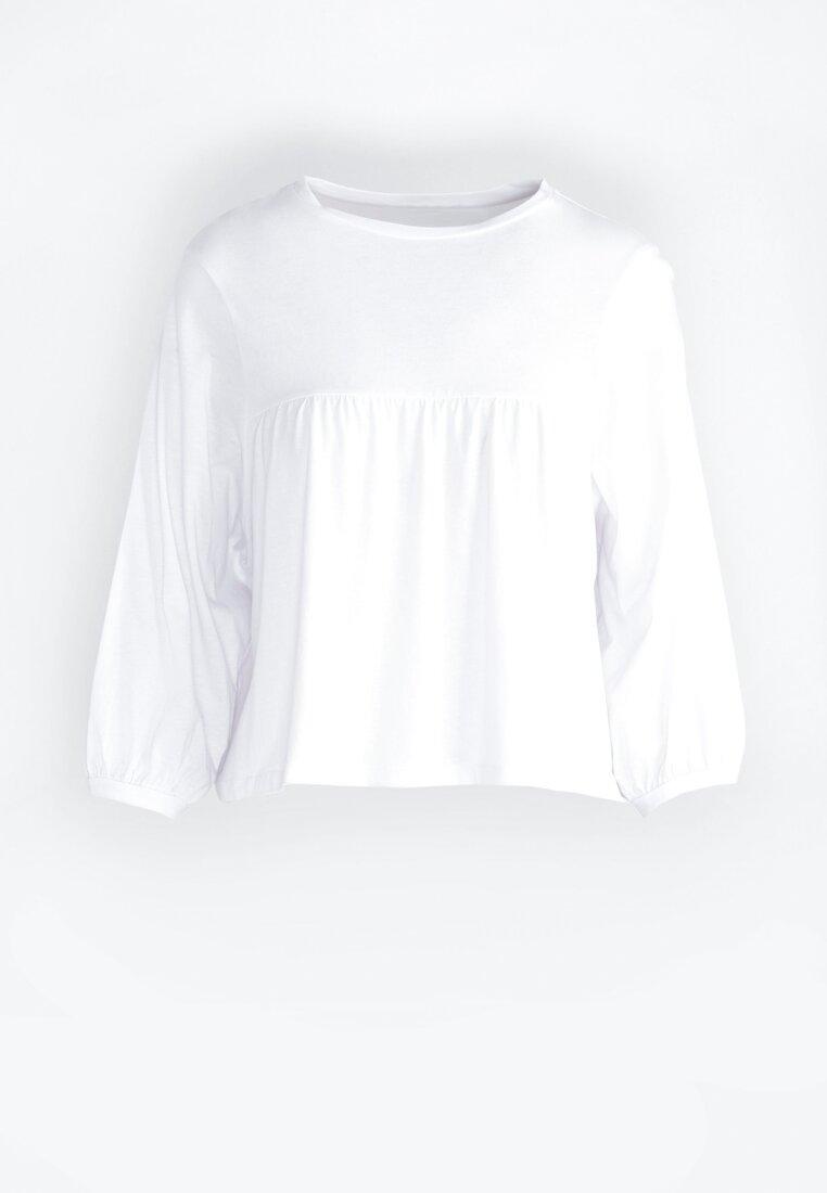 Biała Bluzka Strangeness