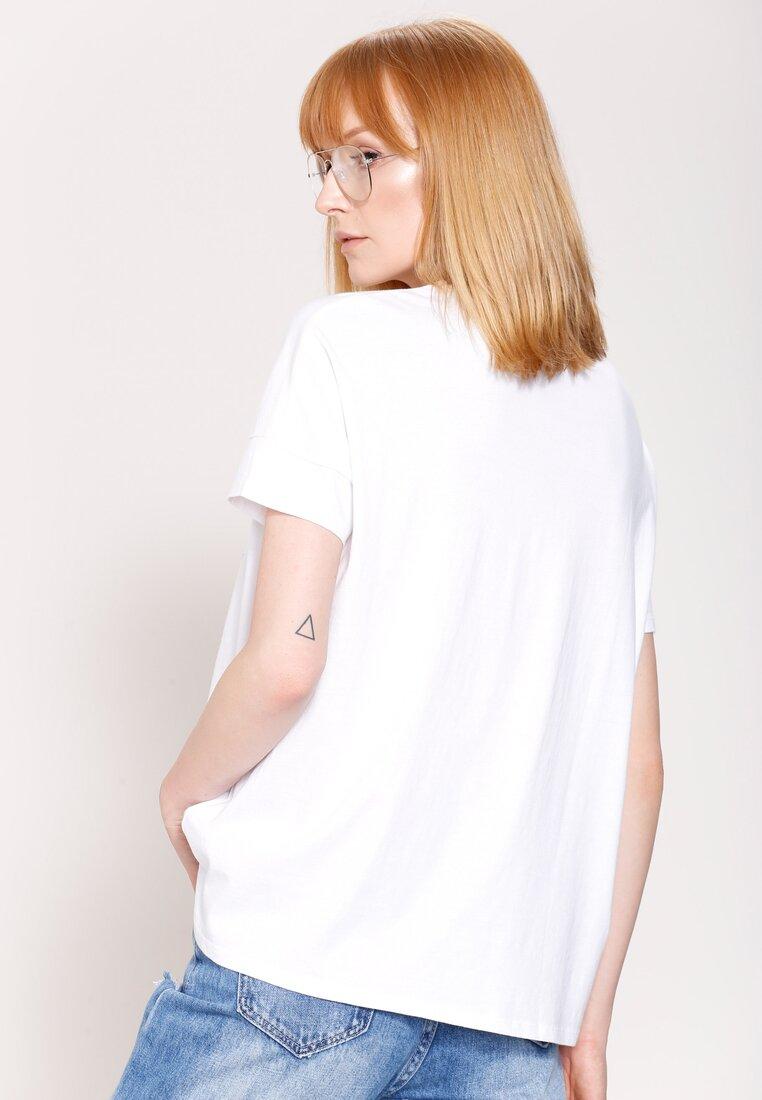 Biała Bluzka Sympathy For Vogue