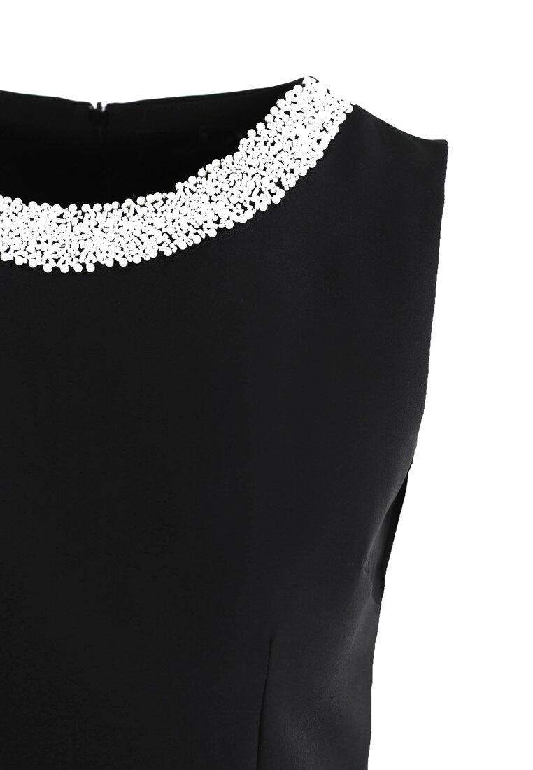 Czarna Sukienka Sparkler