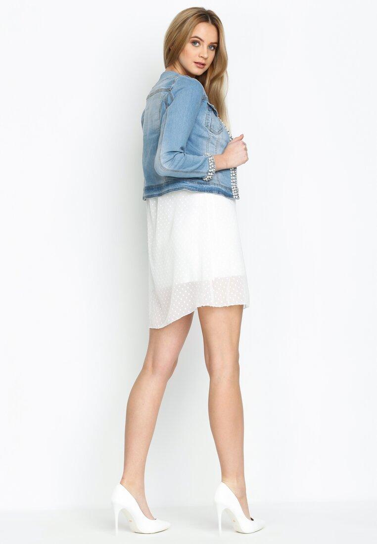 Niebieska Kurtka And I Love It