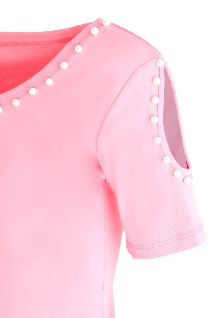 Różowa Bluzka Tear