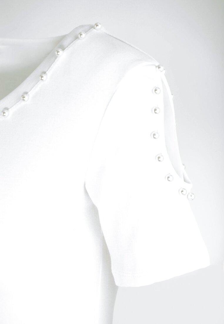 Biała Bluzka Tear