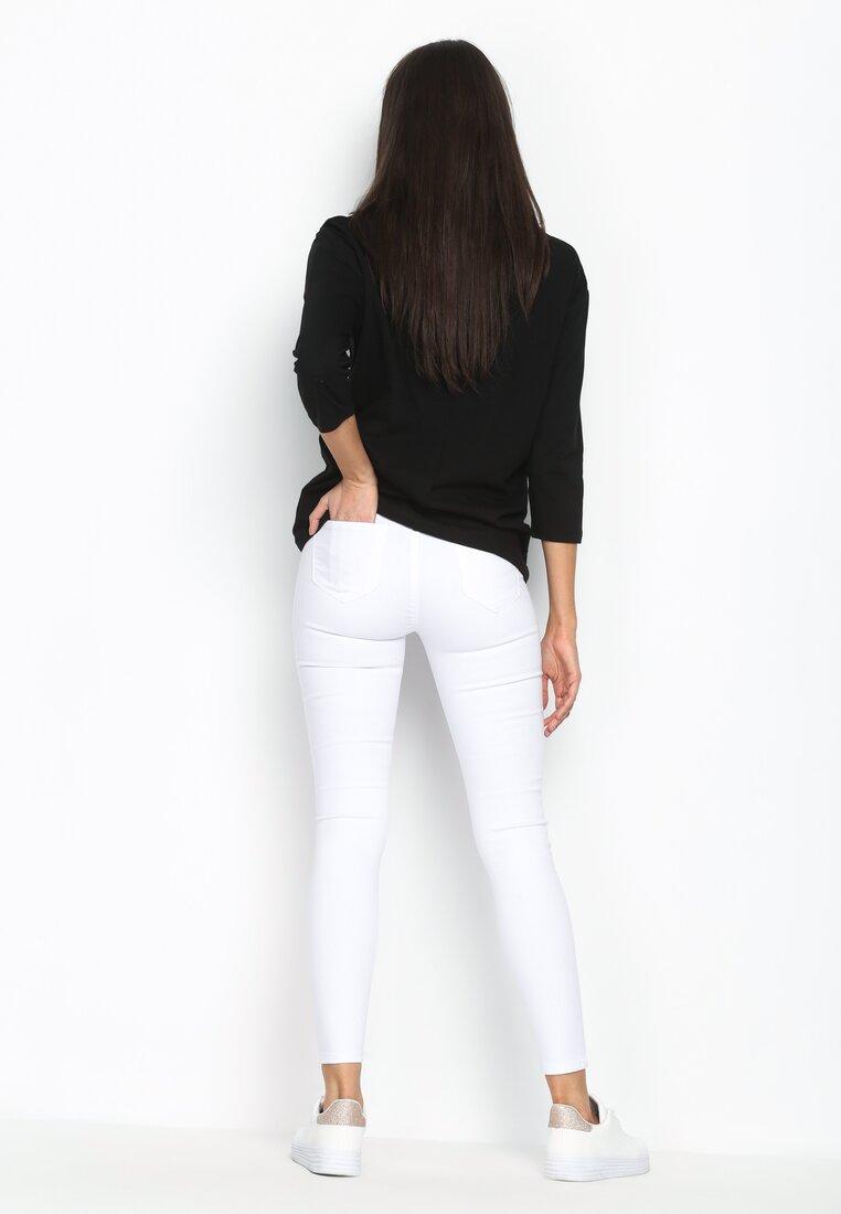 Białe Jeansy Yesterday