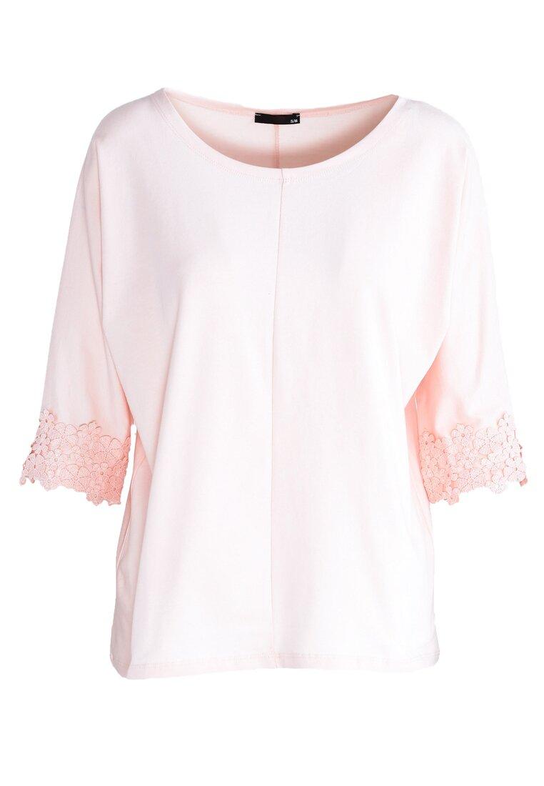 Różowa Bluzka To Revive