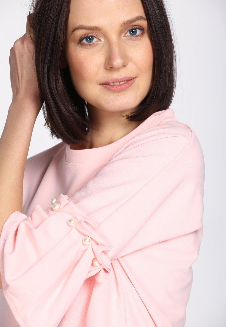 Różowa Bluzka Romantic Way