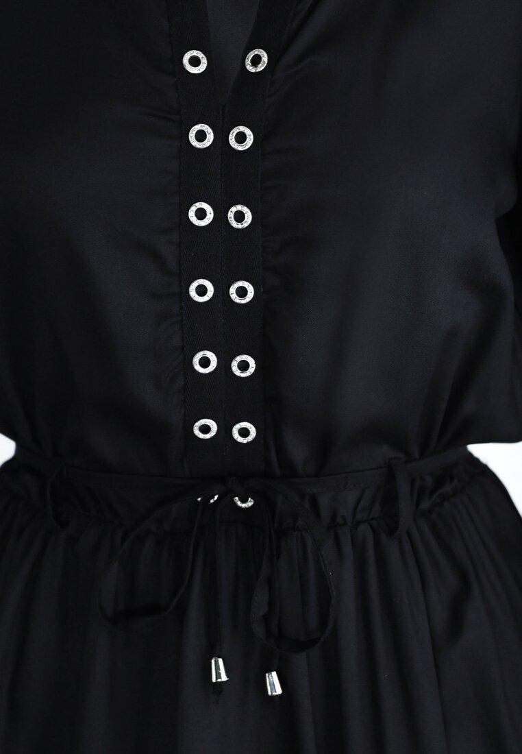 Czarna Sukienka Hook Up