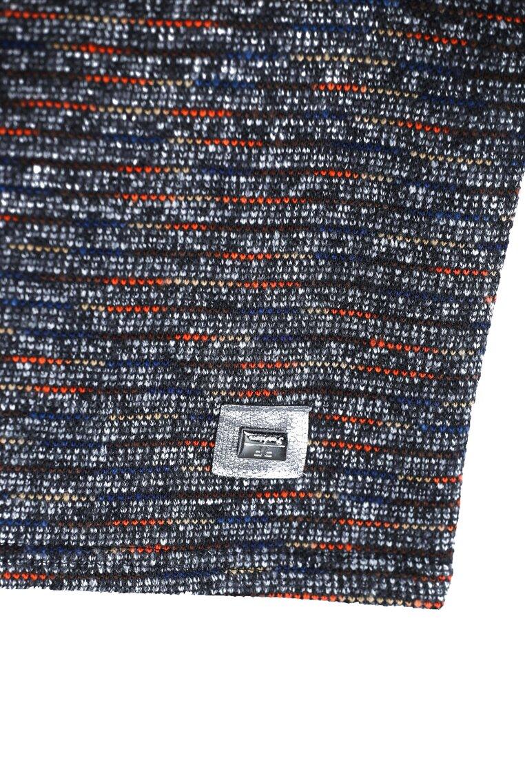 Czarno-Czerwona Spódnica Chimney
