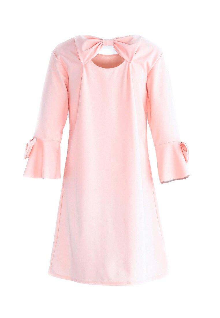 Różowa Sukienka Don't Let Me Down