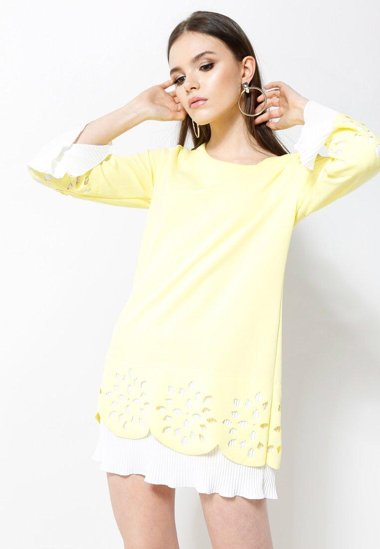 Żółta Sukienka Northen Star
