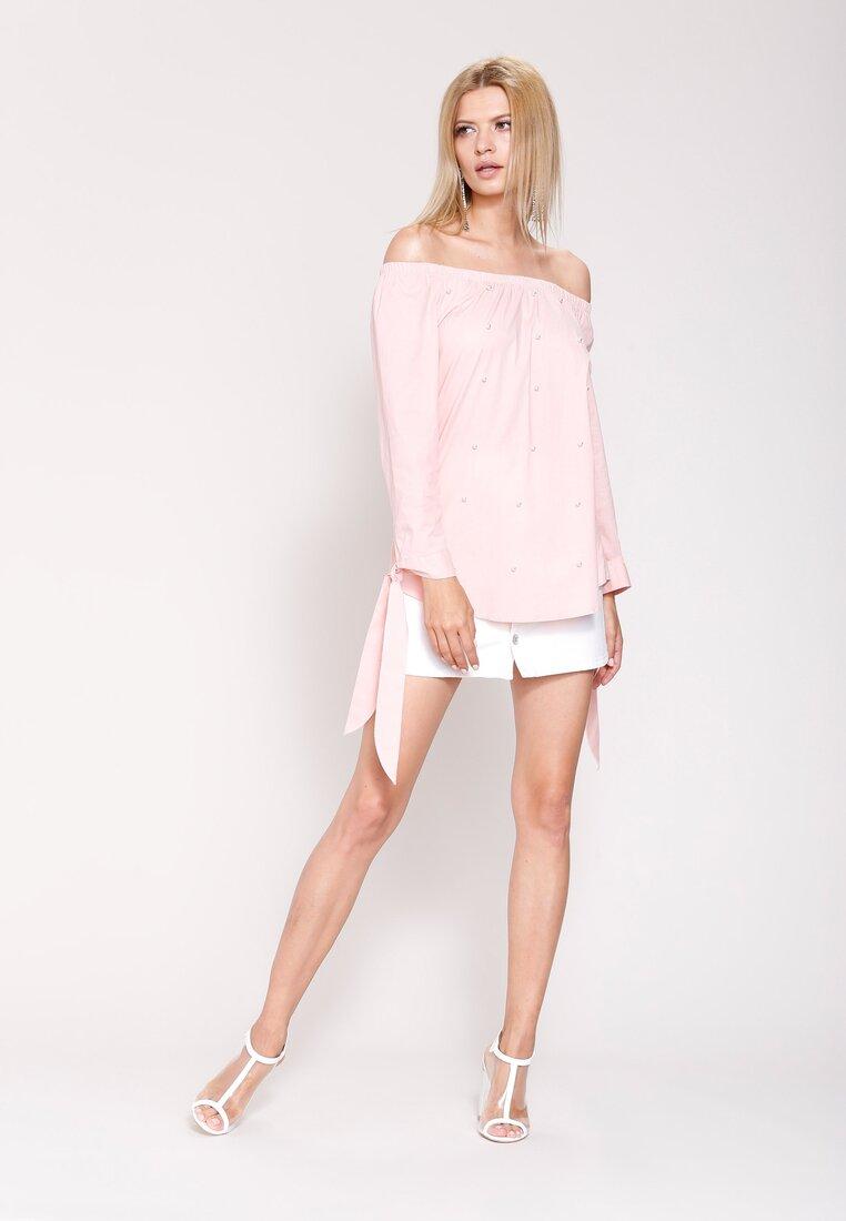 Różowa Bluzka Sweet Comotion
