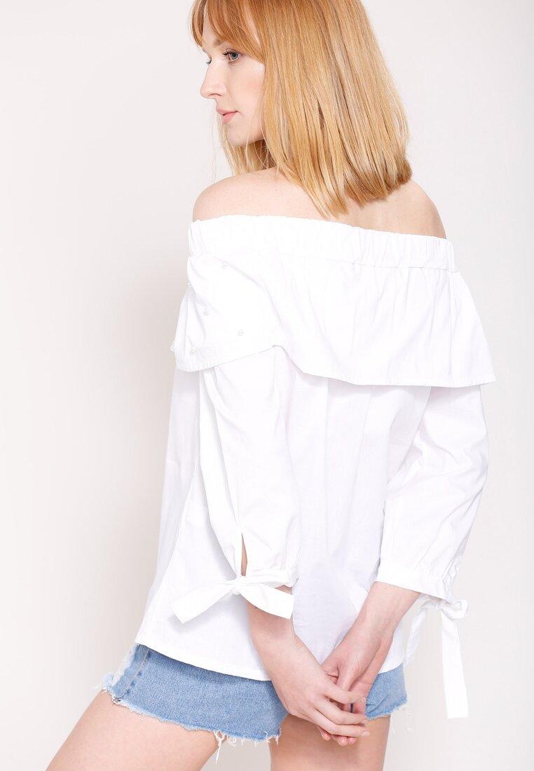 Biała Bluzka Ooby Dooby