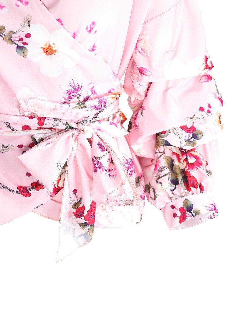 Różowa Bluzka Jonquil