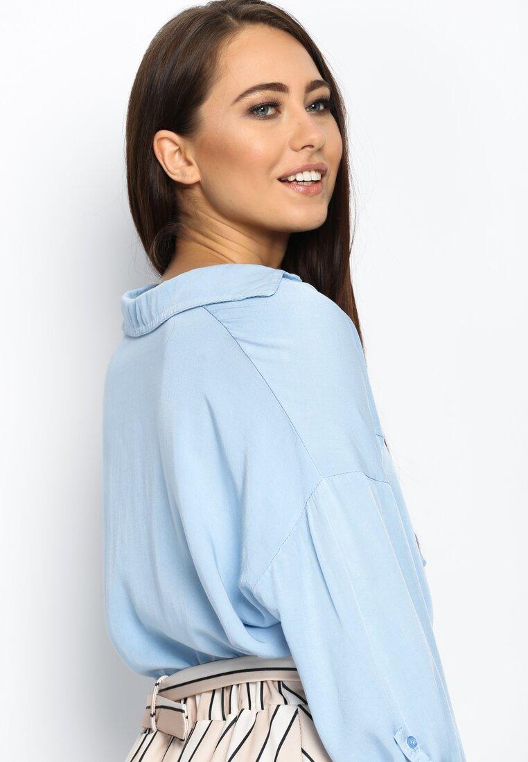 Niebieska Koszula Sway Me