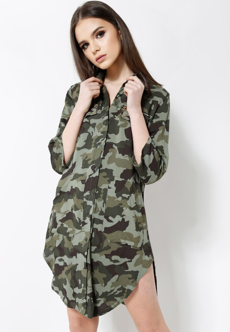 Moro Sukienka Army Dreamer