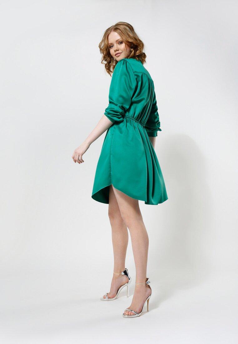 Zielona Sukienka The News