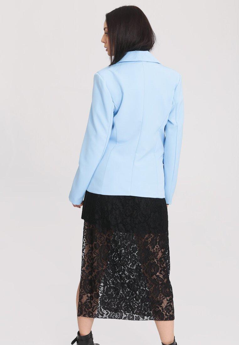 Niebieska Marynarka Created For You