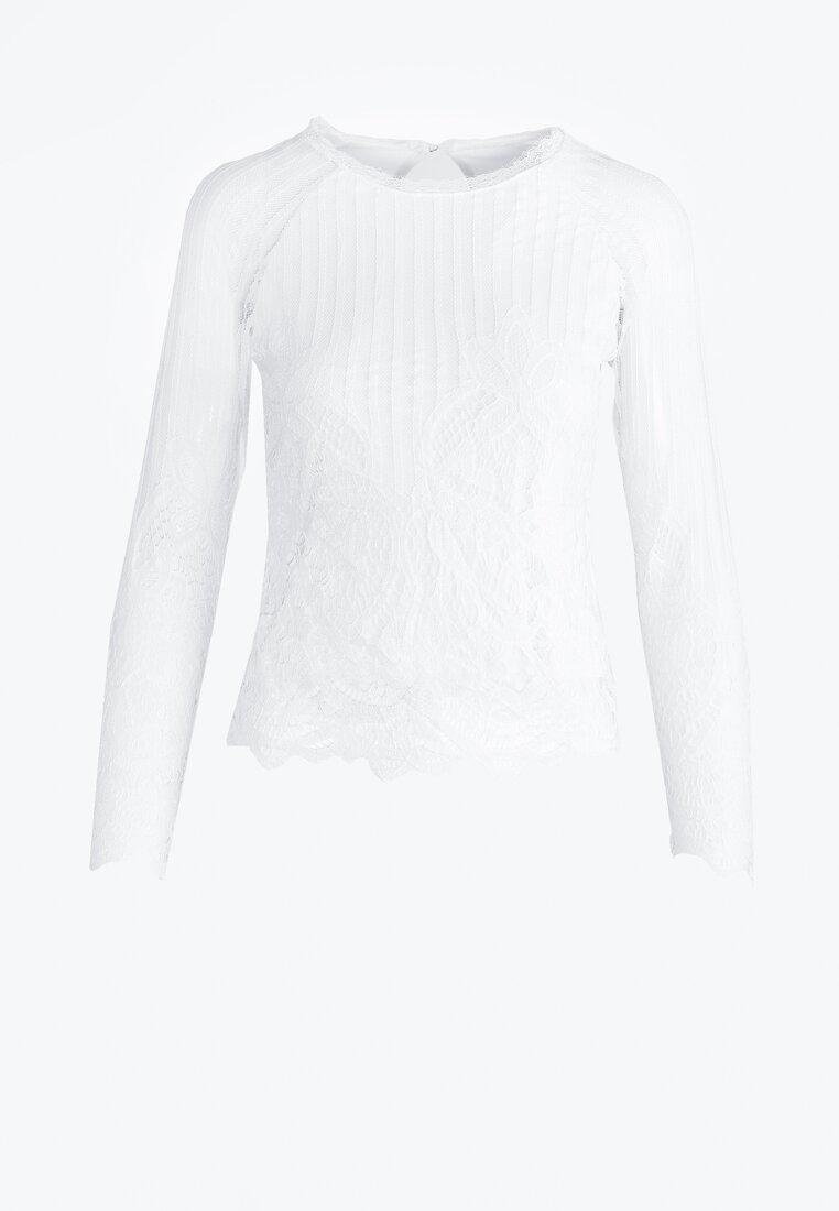 Biała Bluzka Wainting Line