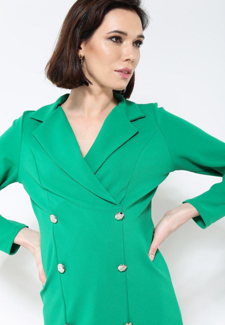 Zielona Sukienka The One