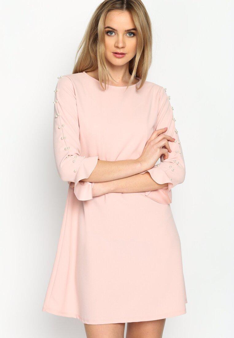 Różowa Sukienka Perfect Date