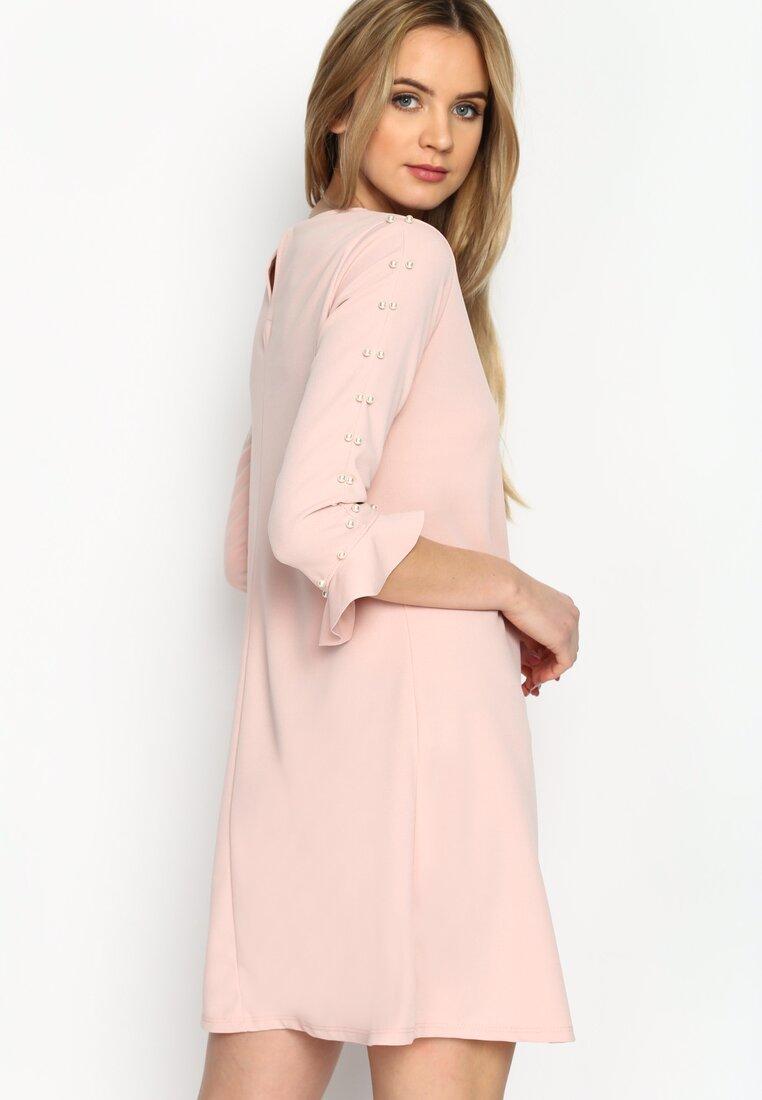 Różowa Sukienka Womans Needs