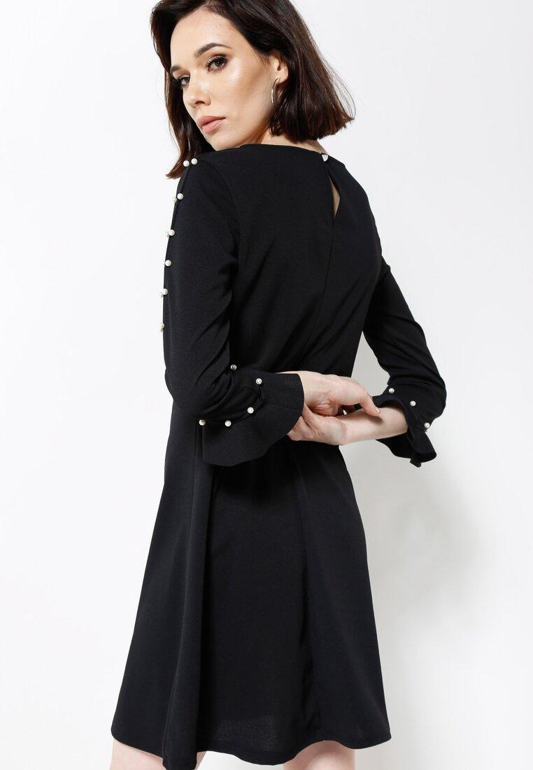 Czarna Sukienka Perfect Date