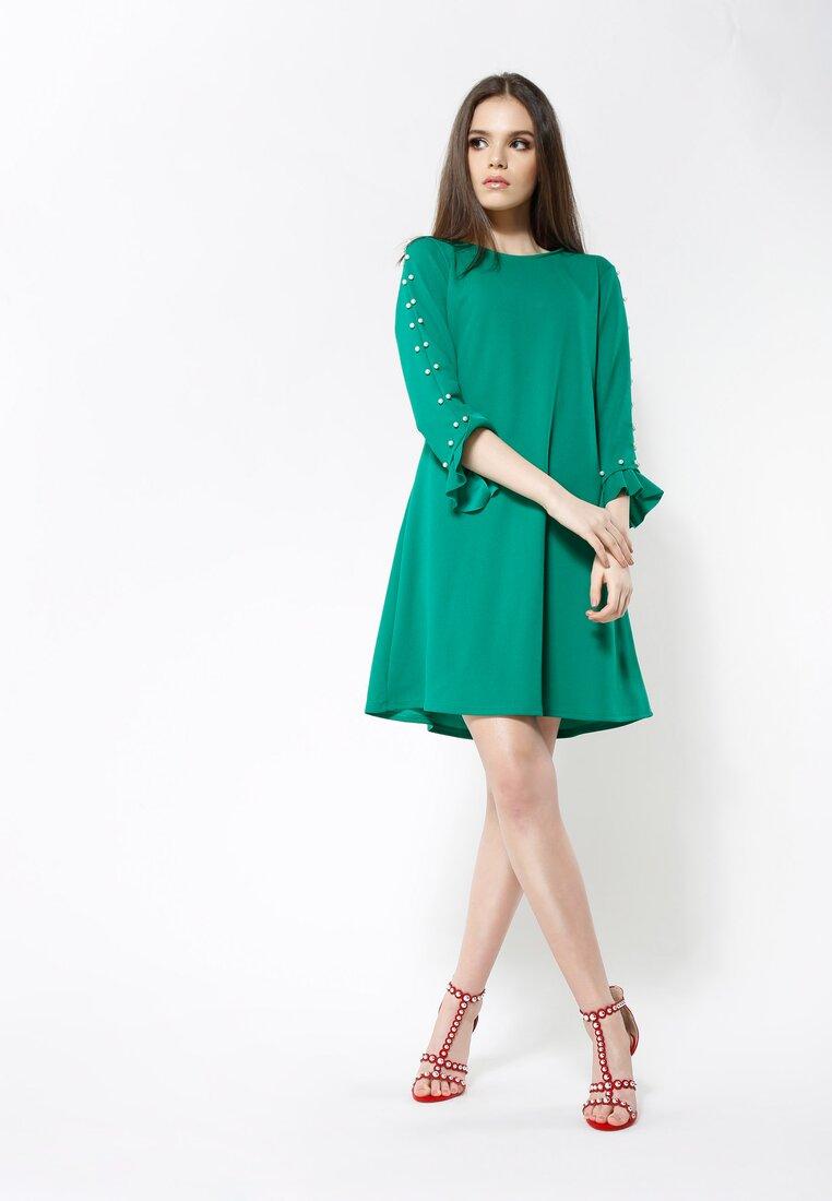 Zielona Sukienka Perfect Date