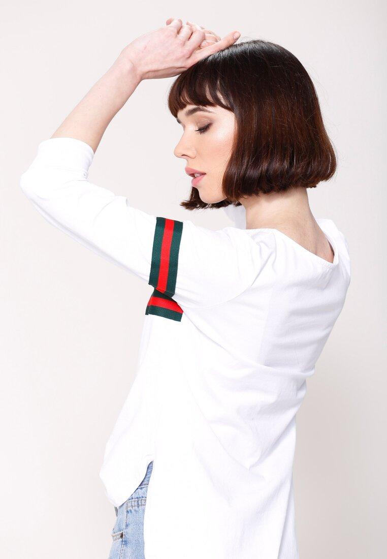 Biała Bluzka In Reverse