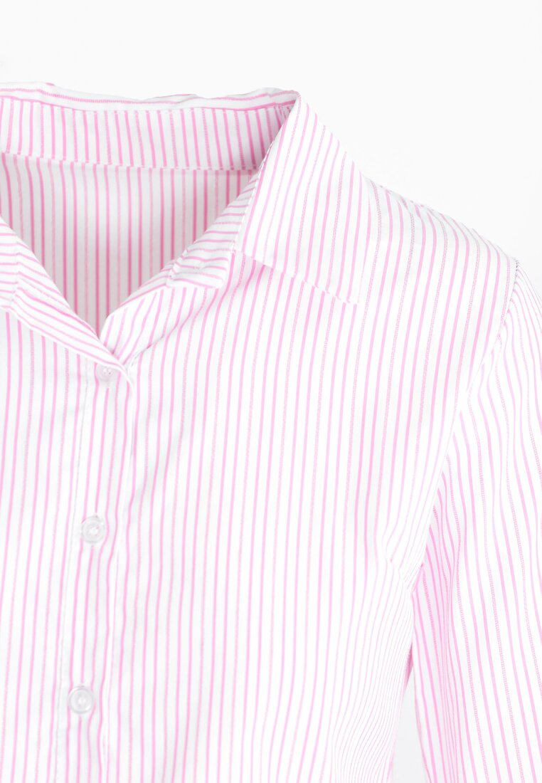 Różowa Koszula Ups And Downs