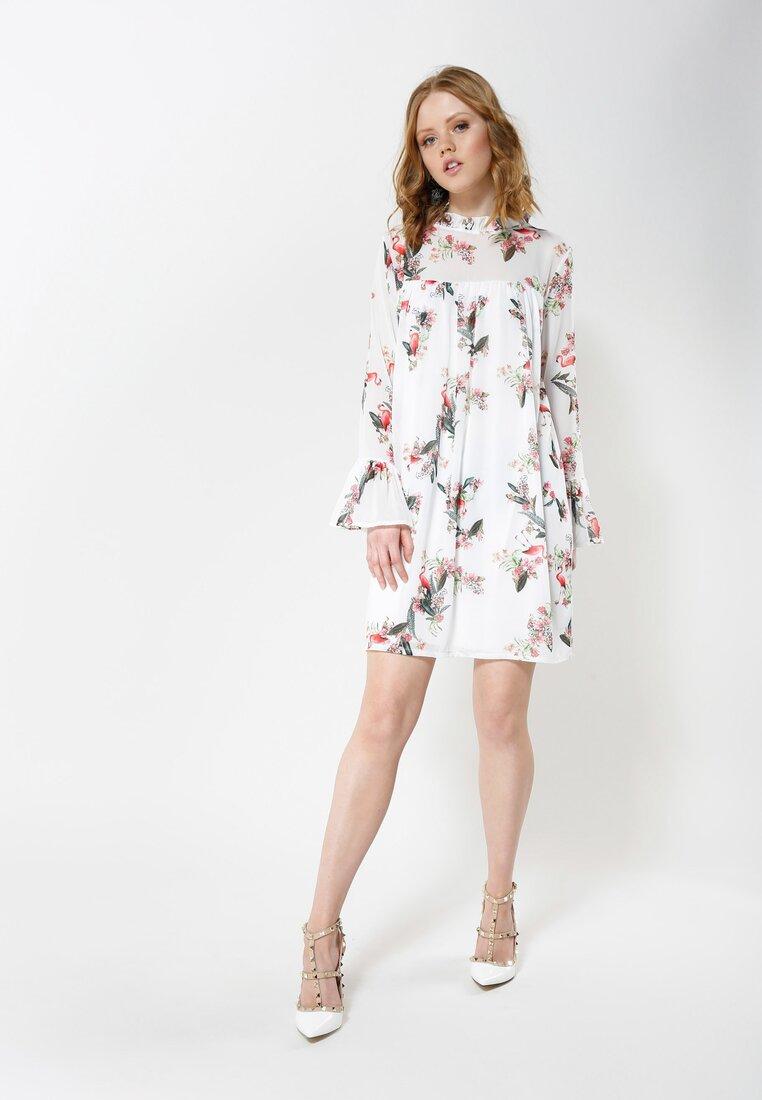 Biała Sukienka Lady Bird's