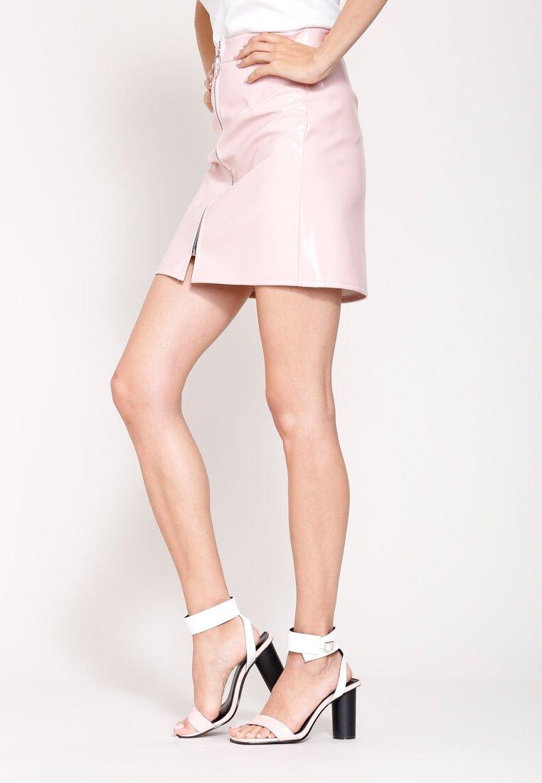 Różowa Spódnica Shiny Days