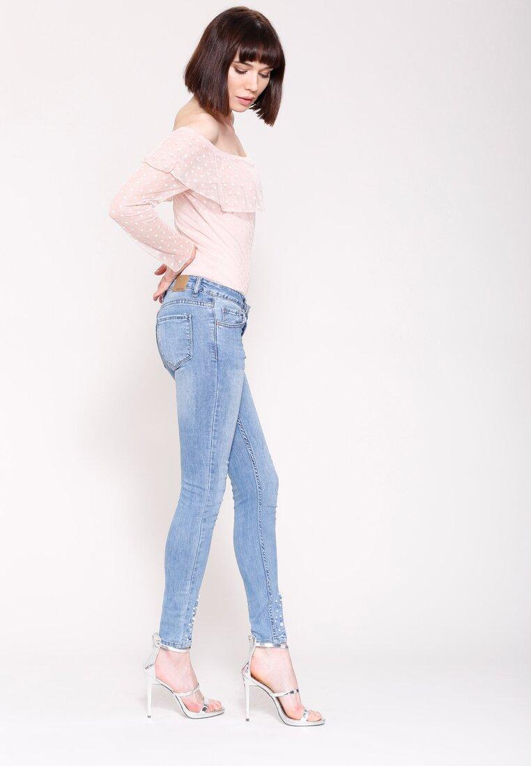 Niebieskie Jeansy Real Thing